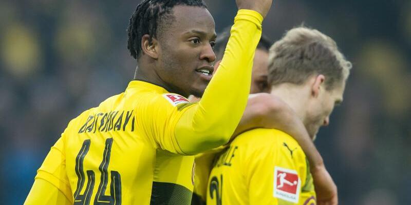 Borussia Dortmund - Hamburger SV - Foto: Guido Kirchner