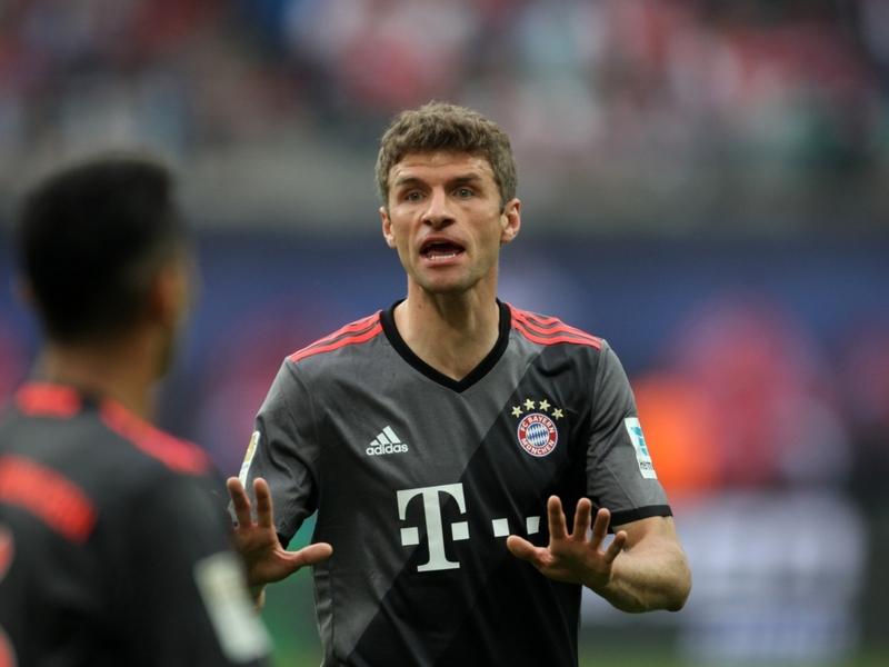 Thomas Müller (FC Bayern) - Foto: über dts Nachrichtenagentur