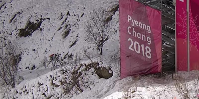 Olympia 2018 - Foto: über dts Nachrichtenagentur