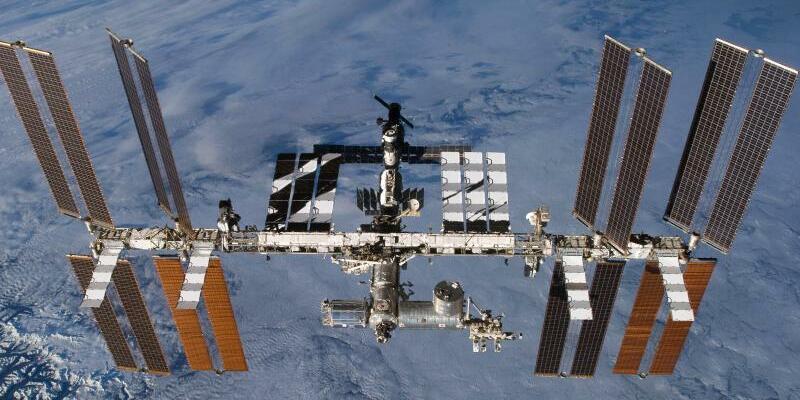 ISS - Foto: Kritiker merkten an, dass die USA die ISS nicht alleinverantwortlich privatisieren könnten, weil sie an internationale Abkommen zu ihrem Betrieb gebunden seien. Foto:Nasa