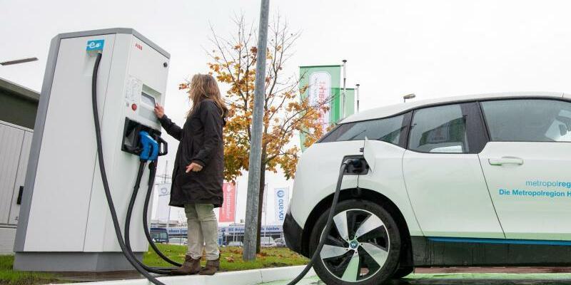 Elektromobilität - Foto: Daniel Bockwoldt
