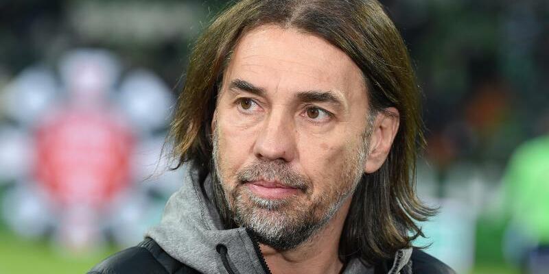Martin Schmidt - Foto: Steht beim VfL Wolfsburg nach der Pleite in Bremen in der Kritik: Trainer Martin Schmidt. Foto:Carmen Jaspersen