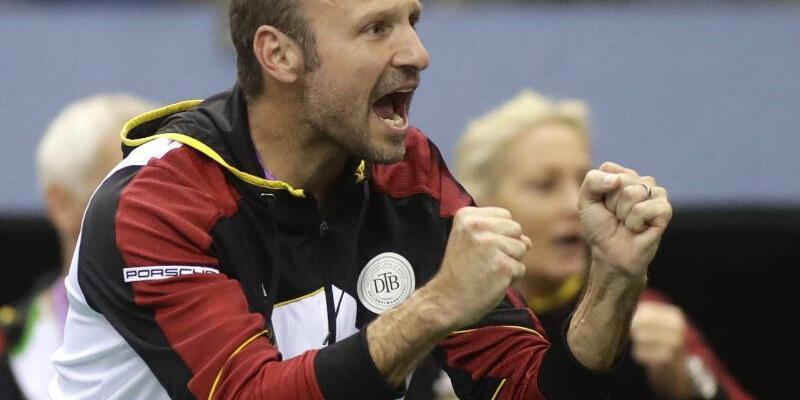 Teamchef - Foto: Sergei Grits/AP