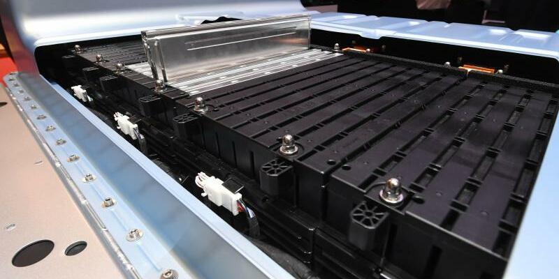 Batterie - Foto: Uli Deck
