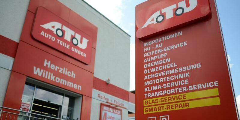 ATU - Foto: In den 577 deutschen ATU-Werkstätten sollen jetzt mehr Michelin-Reifen verkauft werden. Foto:Andreas Gebert