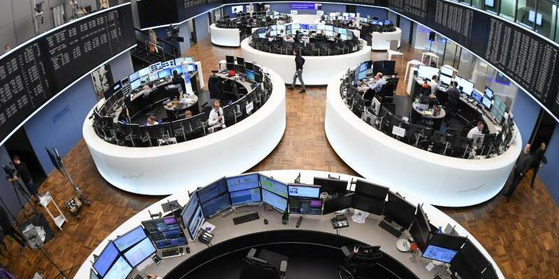 Deutsche Börse - Foto: Arne Dedert