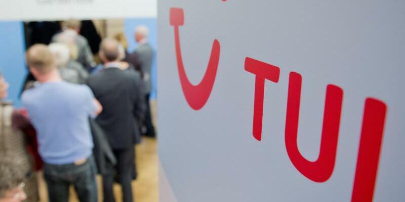 Tui AG - Foto: Julian Stratenschulte/Archiv