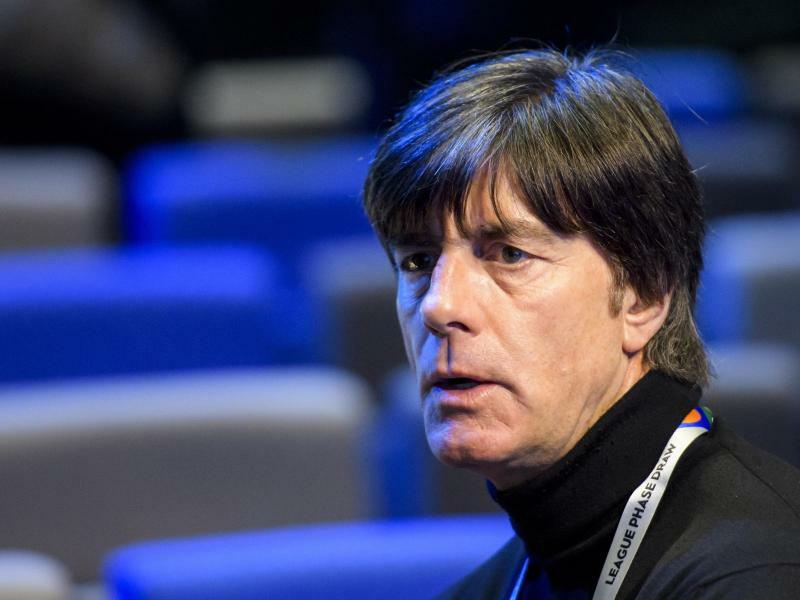 Joachim Löw - Foto: Jean-Christophe Bott/KEYSTONE