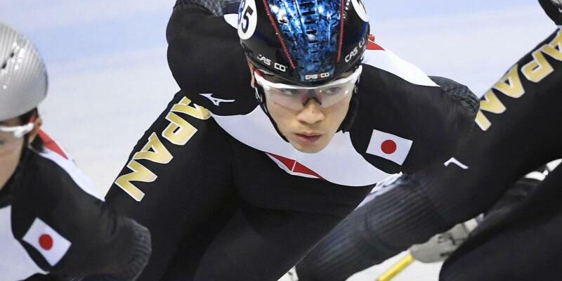 Kei Saito - Foto: kyodo