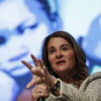 Melinda Gates - Foto: Carolyn Kaster/AP
