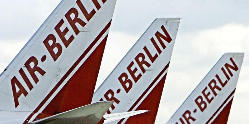 Air Berlin - Foto: Daniel Karmann/Illustration