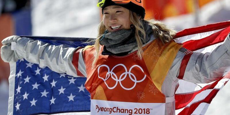 Olympiasiegerin - Foto: Gregory Bull
