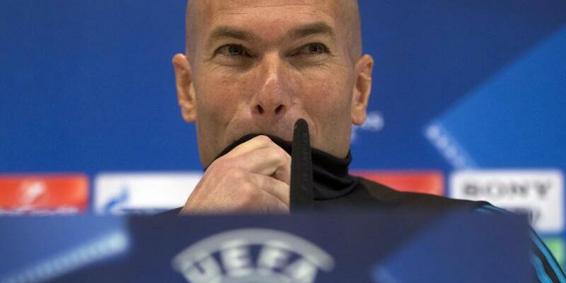 Zinedine Zidane - Foto: Paul White