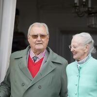 Prinz Henrik und Königin Margrethe - Foto: Patrick van Katwijk