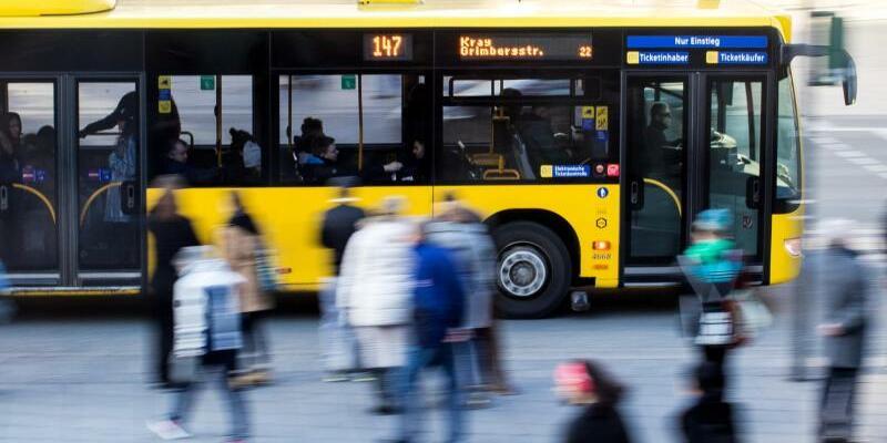 Bus in Essen - Foto: Marcel Kusch
