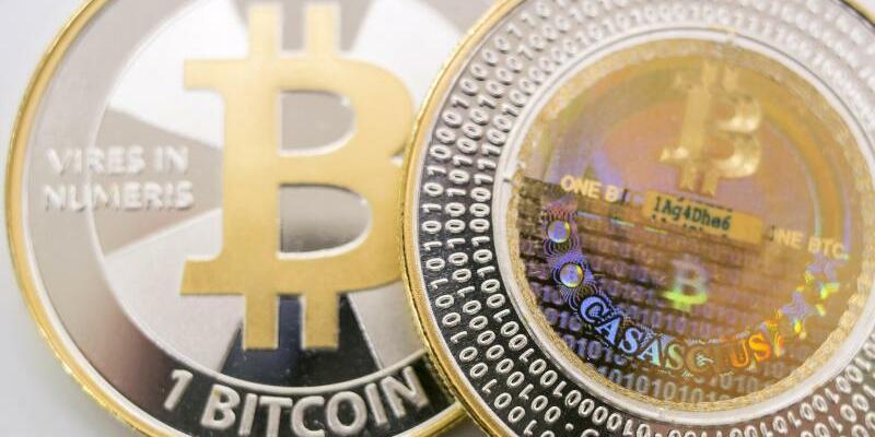 Bitcoin - Foto: Illustration