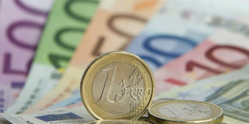 Euro-Geldscheine - Foto: Daniel Reinhardt/Illustration