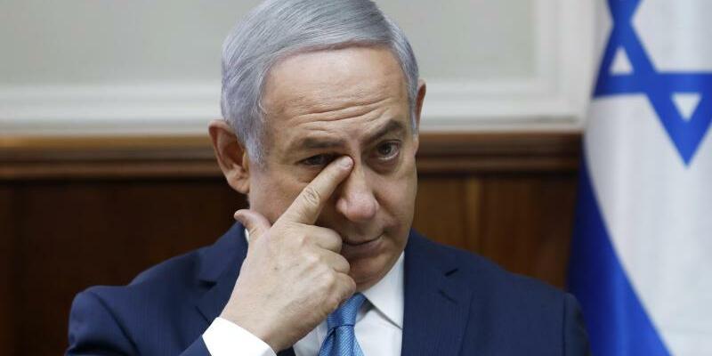 Benjamin Netanjahu - Foto: Ronen Zvulun/REUTERS POOL/AP