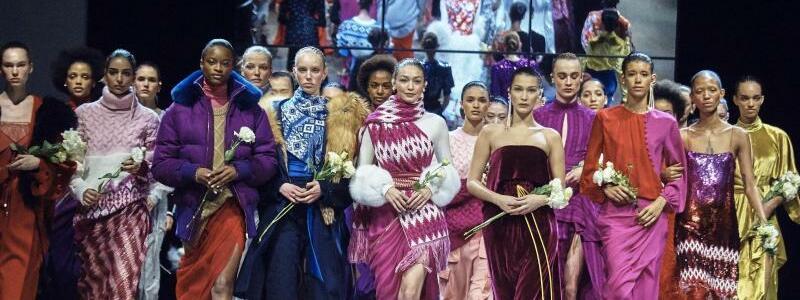 New York Fashion Week - Prabal Gurung - Foto: Andres Kudacki/AP