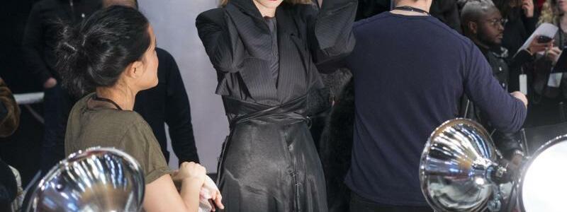 New York Fashion Week - Gigi Hadid - Foto: Craig Ruttle/AP