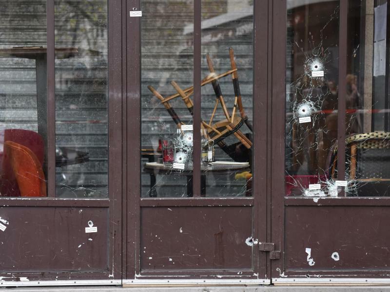 Terroranschlag - Foto: Uwe Anspach/Archiv