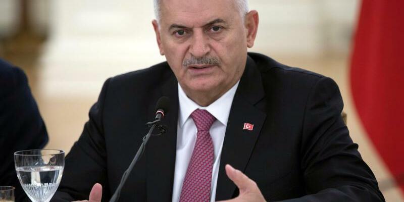 Binali Yildirim - Foto: Pool Prime Ministry Press Service/AP