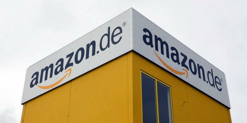 Amazon Logistikzentrum - Foto: Uli Deck