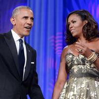 Michelle & Barack Obama - Foto: Olivier Douliery/ABACA POOL