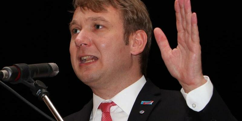 André Poggenburg - Foto: Peter Förster