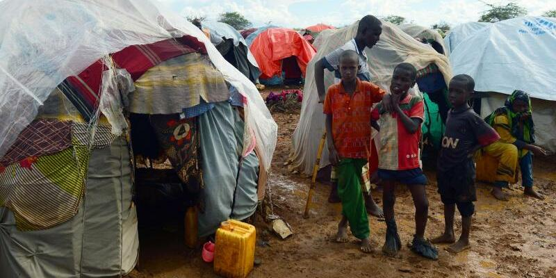 Somalia - Foto: Maurizio Gambarini/Archiv