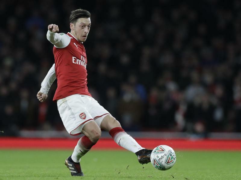 Mesut Özil - Foto: Matt Dunham/AP