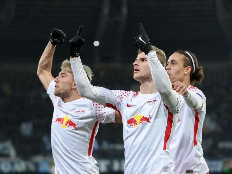 SSC Neapel - RB Leipzig - Foto: Jan Woitas
