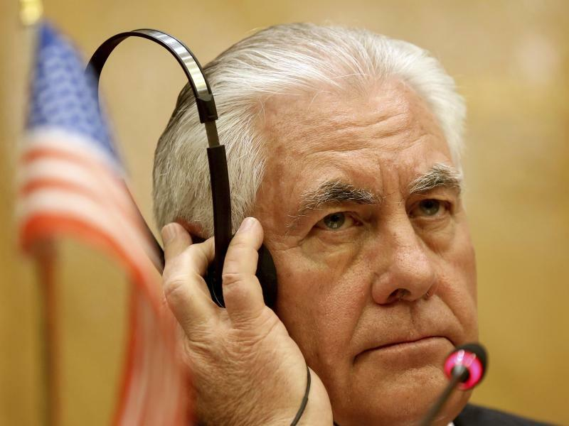 US-Außenminister - Foto: Raad Adayleh/AP