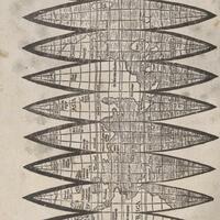 Waldseemüllerkarte - Foto: Bayerische Staatsbibliothek München