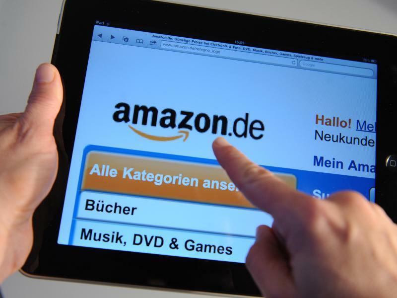 Amazon - Foto: Online-Händler wie Amazon nutzen Affiliate-Programme seit vielen Jahren. Foto:Armin Weigel