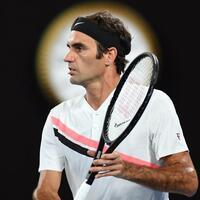 Roger Federer - Foto: Lukas Coch