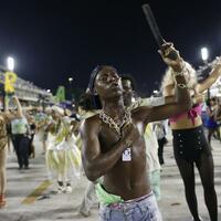 Polit-Protest gewinnt bei Rios Karneval - Foto: Silvia Izquierdo