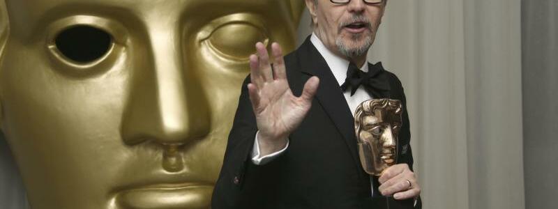 Baftas - Gary Oldman - Foto: Joel C Ryan/Invision/AP