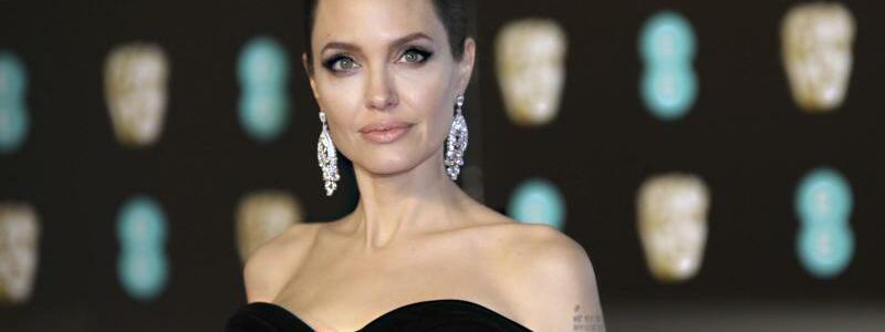 Baftas - Angelina Jolie - Foto: Vianney Le Caer/Invision/AP