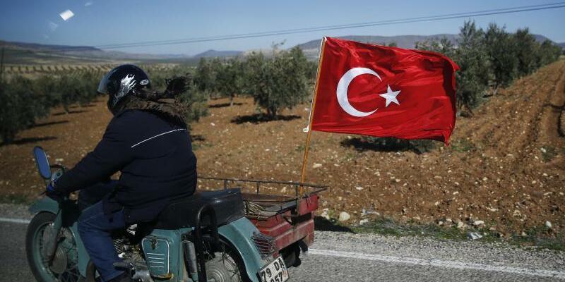 Türkische Offensive in Syrien - Foto: Lefteris Pitarakis/AP