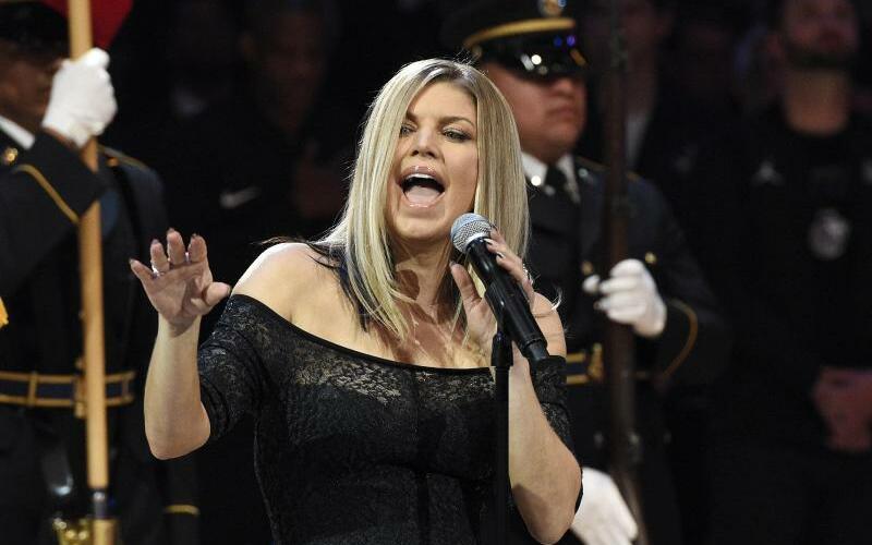 Fergie - Foto: Chris Pizzello/AP