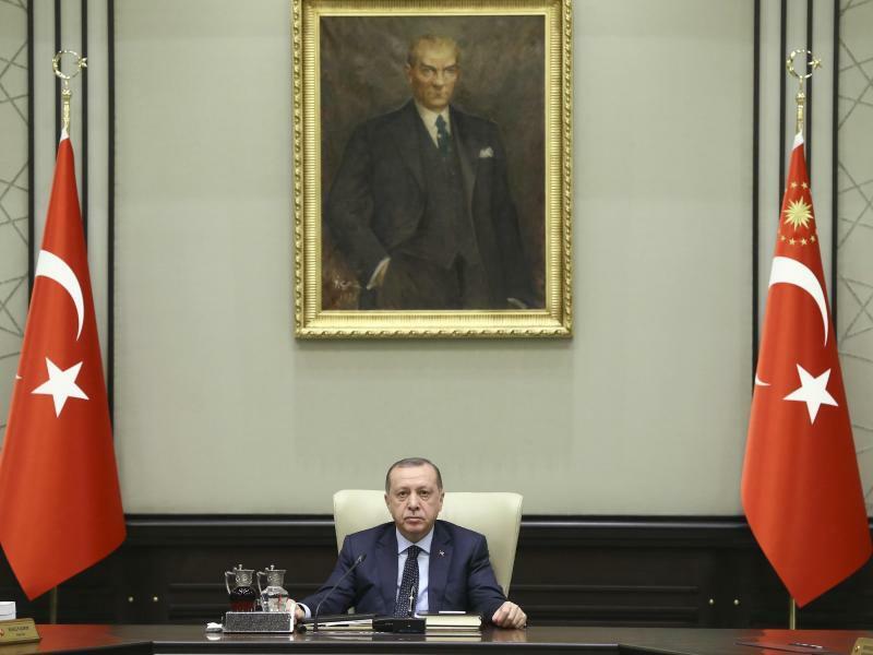 Ankündigung von Erdogan - Foto: Kayhan Ozer