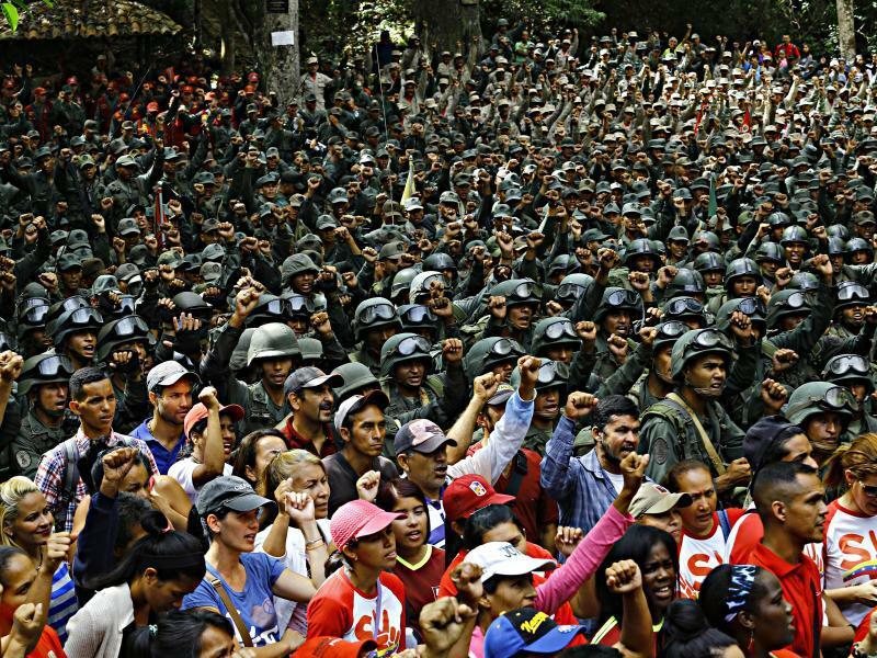 Gemeinsam gegen Invasoren - Foto: Juan Carl