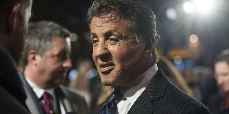 Sylvester Stallone - Foto: Will Oliver