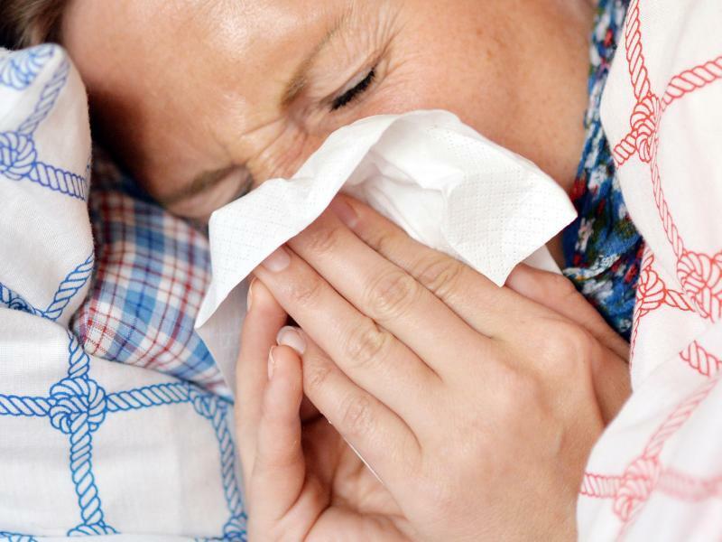Grippe - Foto: Maurizio Gambarini/Illustration