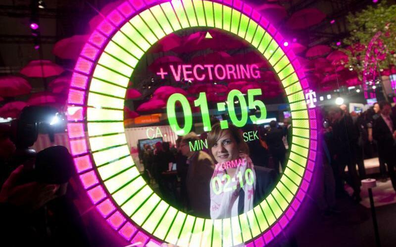 Vectoring - Foto: Friso Gentsch