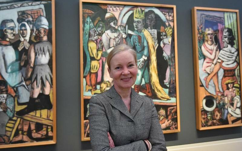 Beckmann-Ausstellung - Foto: Bernd Settnik