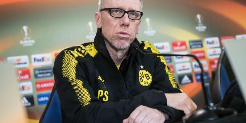 Peter Stöger - Foto: Bernd Thissen.