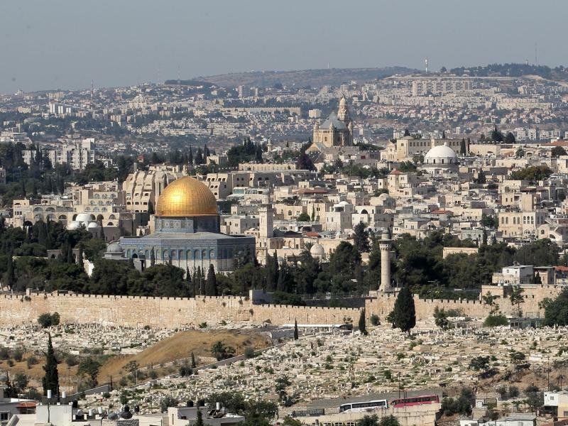 Jerusalem - Foto: Roland Holschneider