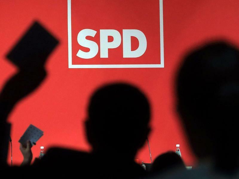 SPD-Mitgliederentscheid - Foto: Jens Wolf